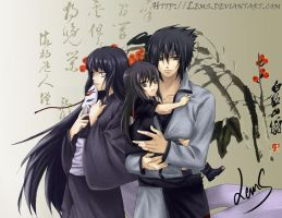 TCT - Uchiha Family by Lems