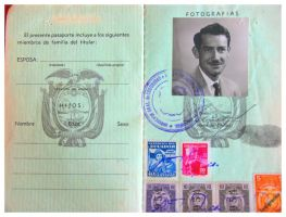 An important passport by ccordovez