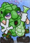 Let the Good Times Roll-Tropical Isle Hand Grenade by 10th-letter