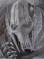 General Grievous by Sendraxmon