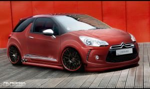 Citroen DS3 by felpsdesigner