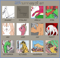 2009 Summary by dragonrider292