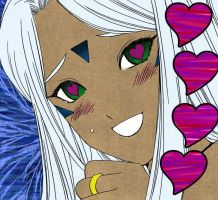 Urd Love by Anasatcia