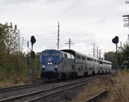 Amtrak 22 on the CEI by JamesT4