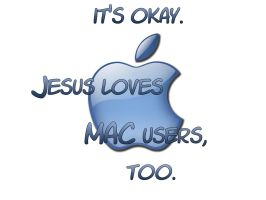 Jesus Loves Evvybuddy by deviantkiwi
