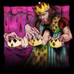 The New King of Diamonds by Cameron-Schuyler