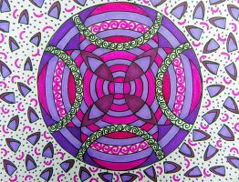 circle card 75 by Lou-in-Canada