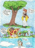 The Tale of Apollo and...Daphne? by Kiyomi-chan16