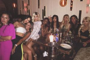 Kylie Jenner 18th Birthday Party Yet no End by alishafox07