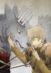 The Young Wolf and the Turncloak by Thrumugnyr