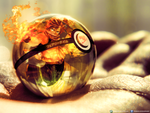 The Fairy Tail Pokeball by Jonathanjo