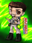 Comic Con NYC 2015 Neily Ghostbuster by theNekk