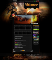 Lineage 2 - Exclusive Layout by diegowd