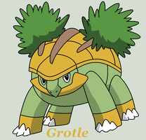 Grotle by Roky320