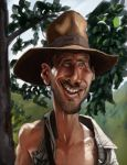 Dr. Henry Walton (Indiana) Jones Jr. by DevonneAmos