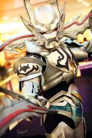 ZERO - from Garo series by ReyNathanael