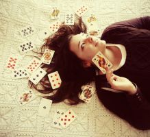 The Queen of Spades by anneclaires