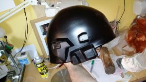 Ranger Helmet FNV Nearly there helm by atrum-lupus