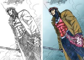 Gambit by rodcrison