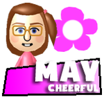 Mii Profile Icon - May by Kulit7215