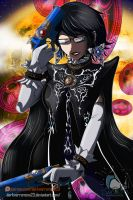 Bayonetta by DarkMirrorEmo23
