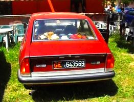1976 Lancia Beta 1.3 by GladiatorRomanus