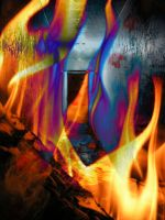 ..corridor fire.. by m1nuTe0fDeCaY