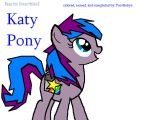 Katy Perry...MLP Style! by PurrBabys