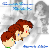 Tim ATC - Take On Me Alternate Album Cover by FireFoxOmicron