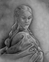 Daenerys / Khaleesi - finished! by Spring-Fairy