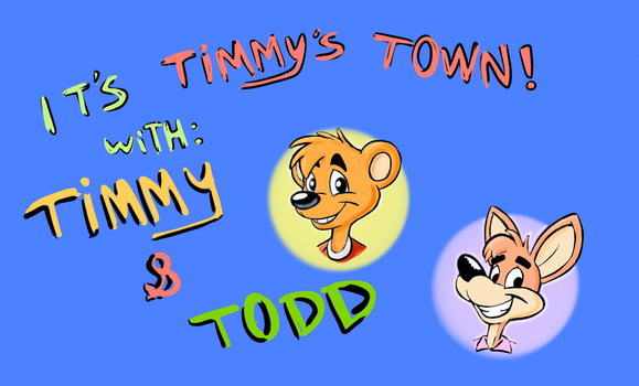 Timmy's Town by CheesyBear