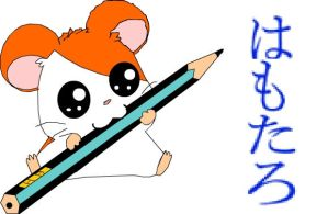 :Hamtaro: by Black-and-Red-Dress