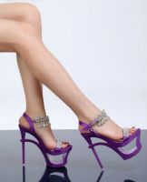 My High Heels Purple.. by shahAnkit