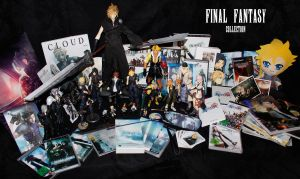 .:My Final Fantasy Collection:. by Xx-Syaoran-kun-xX