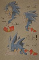 Sonic The Werehog Pg 2 by ahitosinea