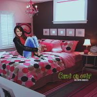 Miley's Room by dashingeditions
