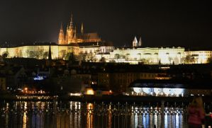 Prague castle by SvitakovaEva