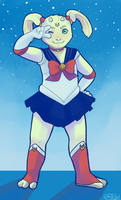 Sailor Dreemurr by ChibiSo