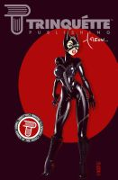 Catwoman For Trinquette publishing by cleo8