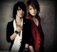SagaxHiroto by Butterfly386