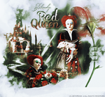 Bloody Red Queen by bethrissa
