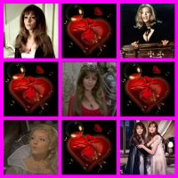 Ingrid Pitt a tribute by HalloweenMAGE