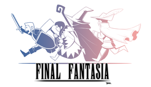 Final Fantasia by Blazbaros