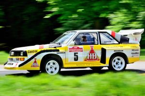 Audi Sport Quattro by Willie-J