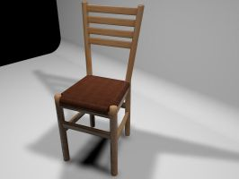 Chair by cytherina