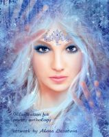 snow queen by AlenaLazareva