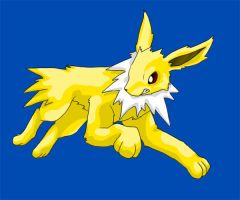 Jolteon by Silverbirch