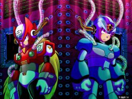 X and Zero wired by wolfboi1