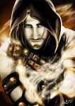 Prince of Persia by Queen-Uriel