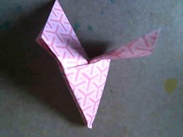 Origami Helicopter by orcakat4